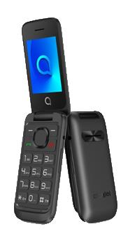 Alcatel 2053 negro