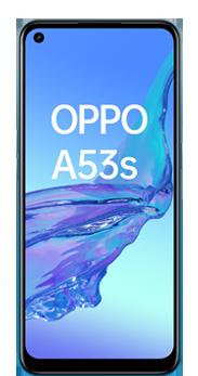 Imagen Oppo A53S Azul